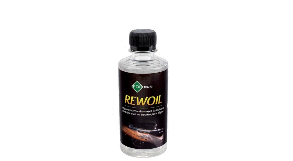 REWOIL olio per legno di calci di fucile