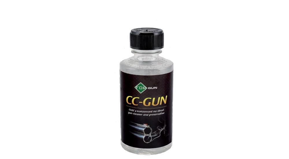 cc-gun 250ml solvente per fucili a canna liscia