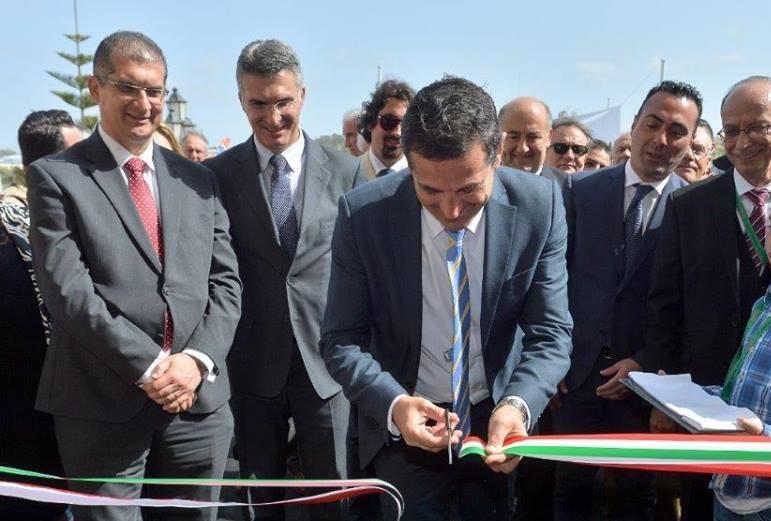 Caccia Village Malta 2016 inaugurazione foto