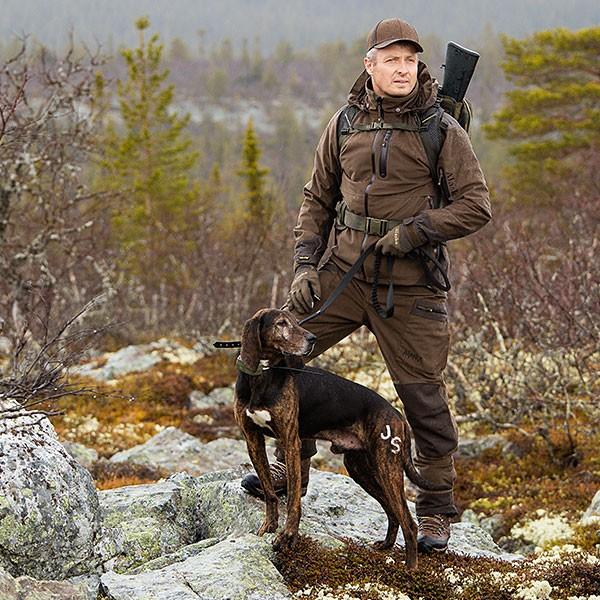 Abbigliamento impermeabile da caccia Alaska
