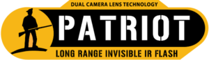 logo-patriot dual camer long range invisible ir flasha