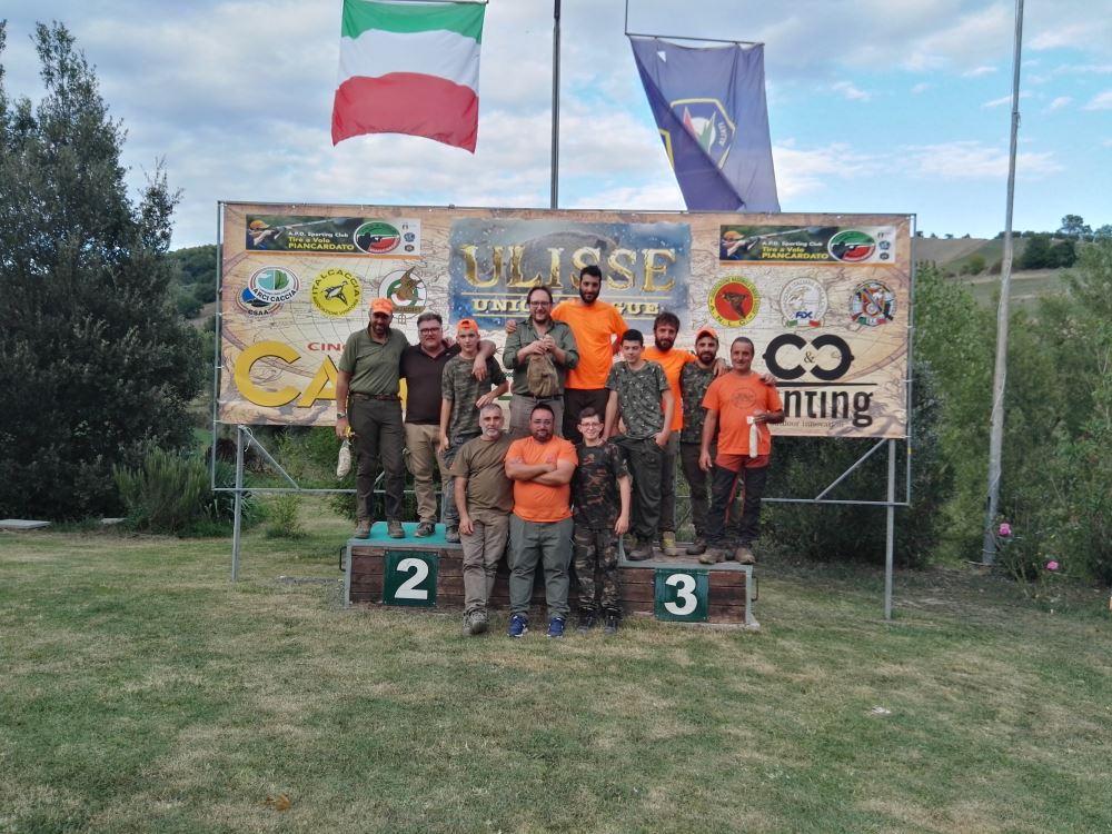 Team Simonetti/Cosci